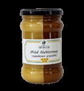Miód nektarowy rzepakowo-gryczany