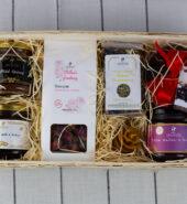 Koszyk produktów lokalnych na Dzień Kobiet